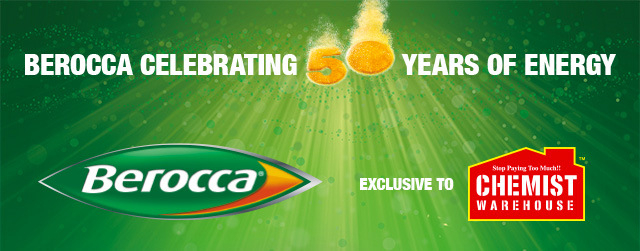14d4c781859 ▷ LIMITED EDITION - BEROCCA + FREE SHIPPING! • Chemist Warehouse